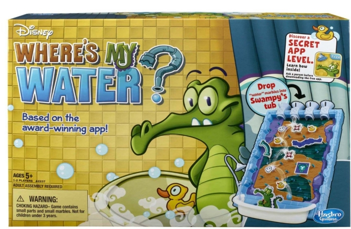 Disney Where's My Water? Game