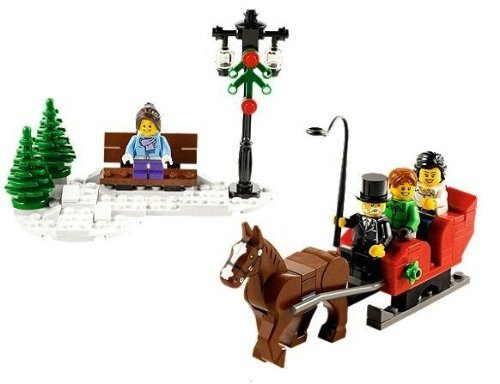 LEGO 2012 Holiday Set