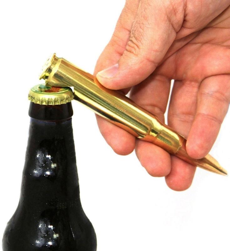 Amazon.com  50 Caliber Bullet Bottle Opener - PT02