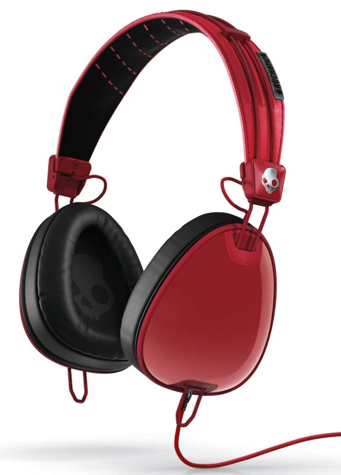 Amazon.com  Skullcandy Aviator Headphones w_Mic3 - MAIN