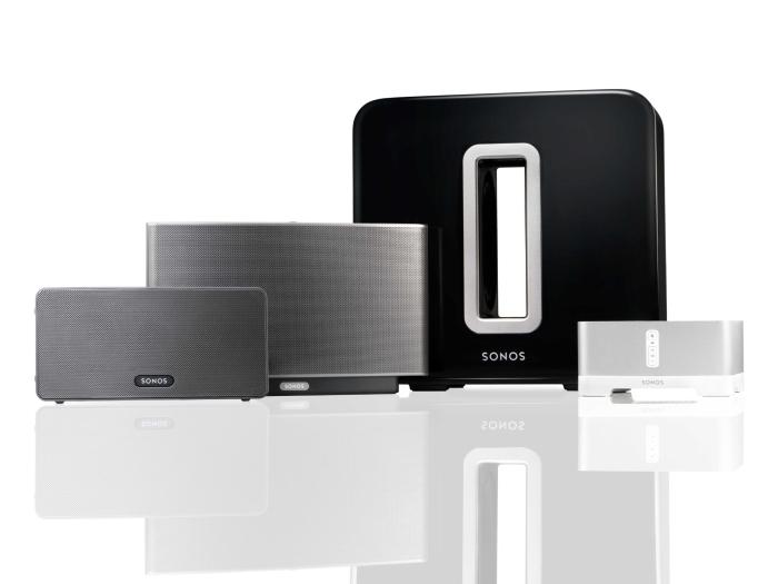 Amazon.com  Sonos SUB Wireless Subwoofer (Gloss) - PT01