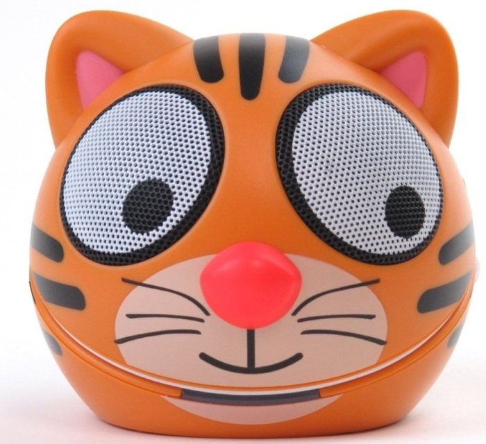 Zoo-Tunes Portable Mini Character Speakers