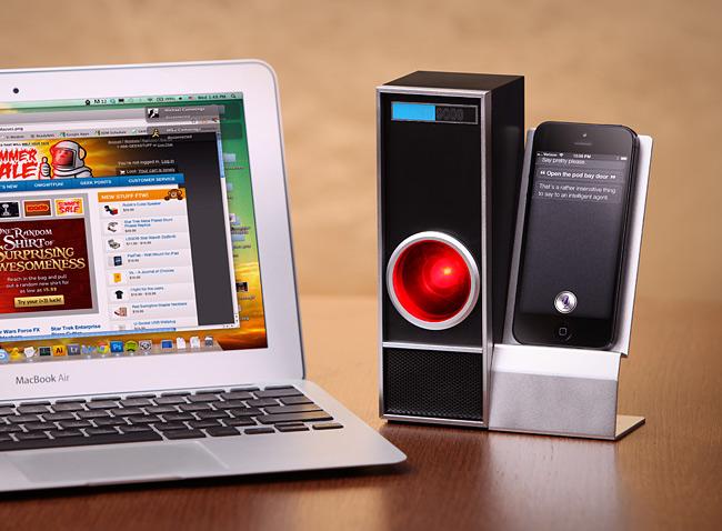 IRIS 9000 voice control module for iPhone & Siri