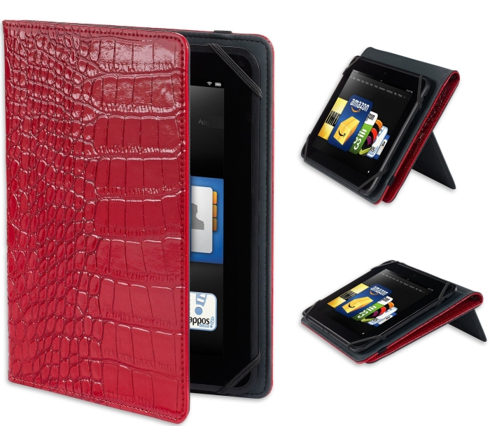 """Crocco Standing Cover for Kindle Fire HD 8.9"""""""