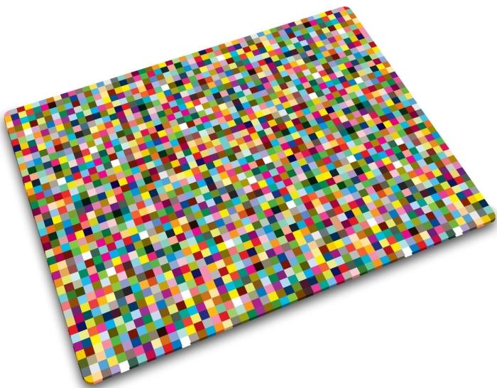 Worktop Saver with Mini Mosaic Design