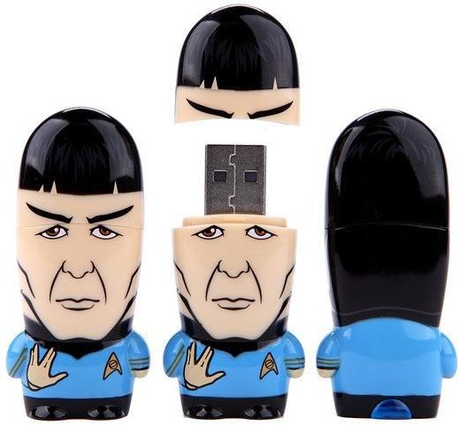 Amazon.com  16GB Mr. Spock MIMOBOT USB Flash Drive - MAIN