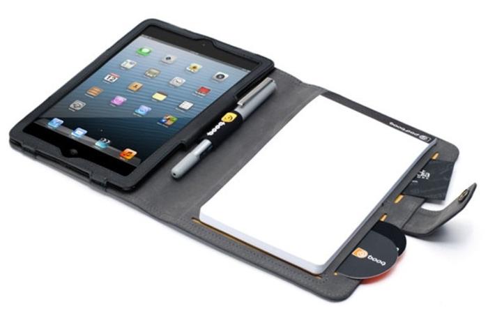 Amazon.com  Booq Booqpad for iPad Mini by Booq - Black - MAIN