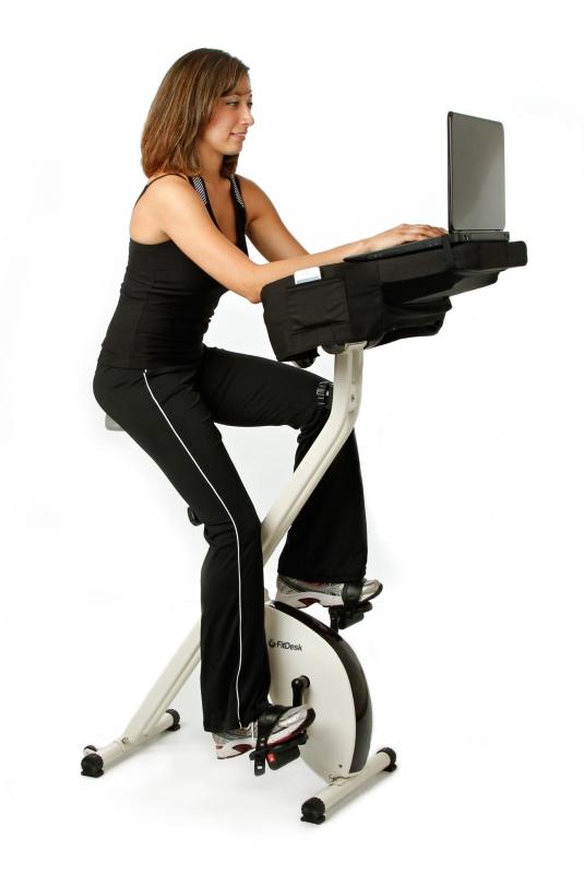 Amazon.com  FitDesk Semi-Recumbent Pedal Desk - MAIN
