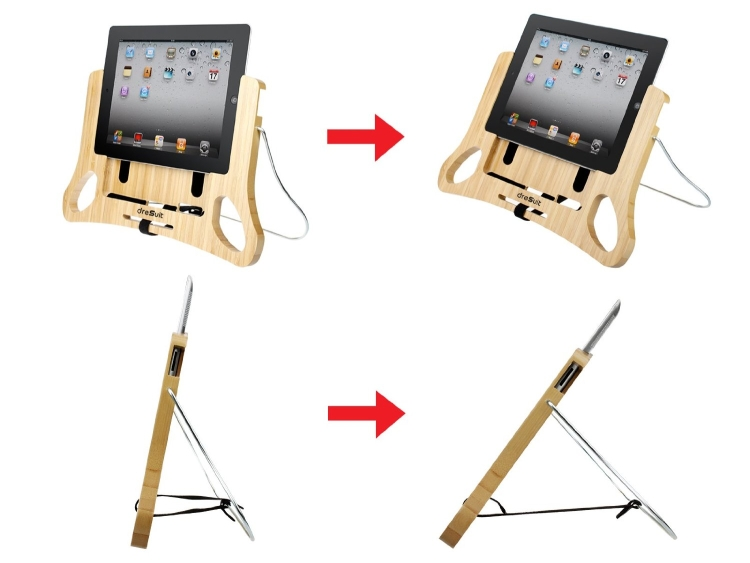2 ComforPad Bed Stand for iPad 234