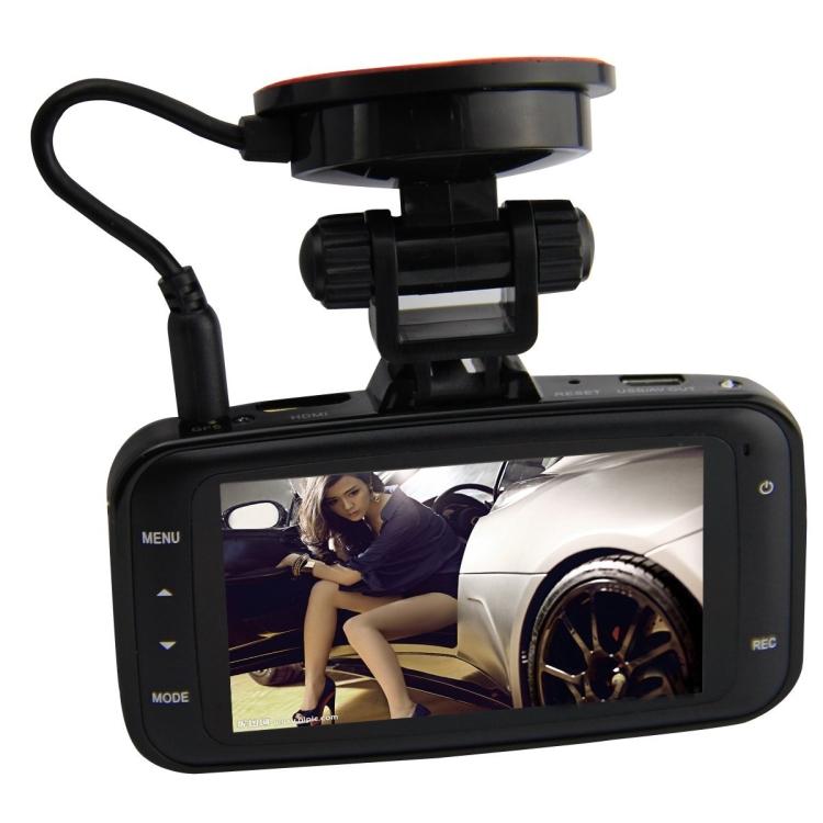 2.7 Inch TFT LCD Screen Night Vision Car Vehicle Recorder DVR