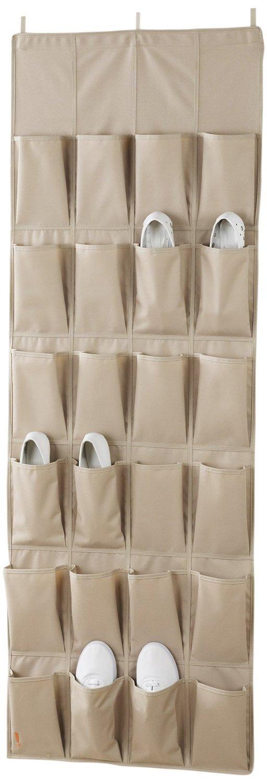 24 Pocket Over The Door Organizer