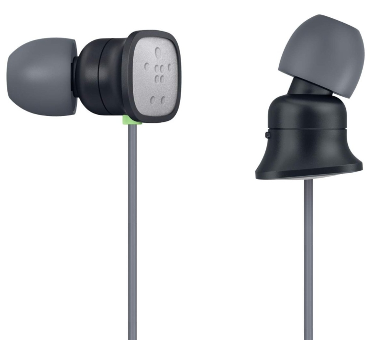 Belkin PureAV 006 Headphones with Microphone and Extra Bass