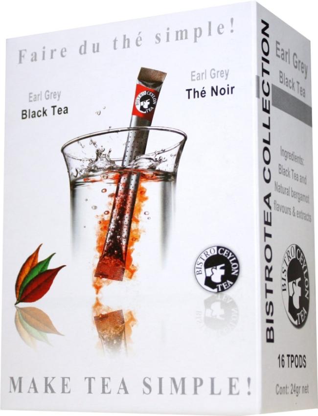 Bistrotea EARL GREY Black Tea Special