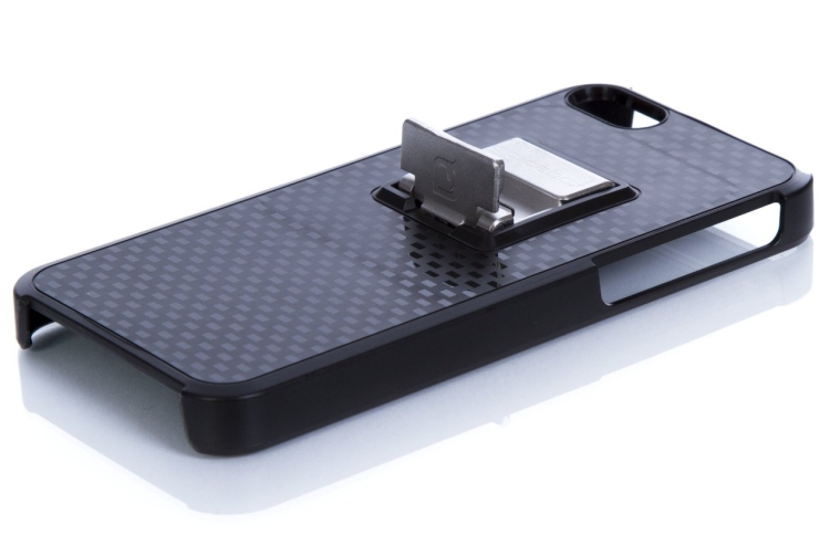 Case with Collapsible Bottle Opener and Free App for iPhone 5