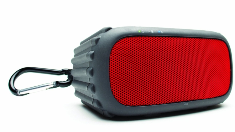 ECOROX Rugged and Waterproof Wireless Bluetooth Speaker