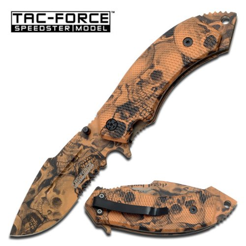 Force TF-797TN Assisted Opening Folding Knife