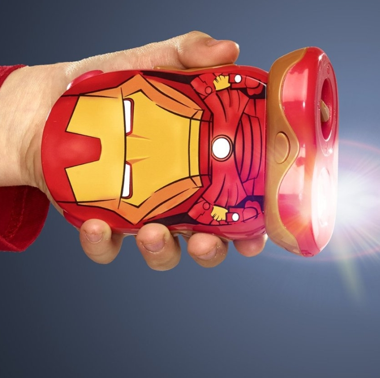 Go Glow Hero Avengers Iron Man