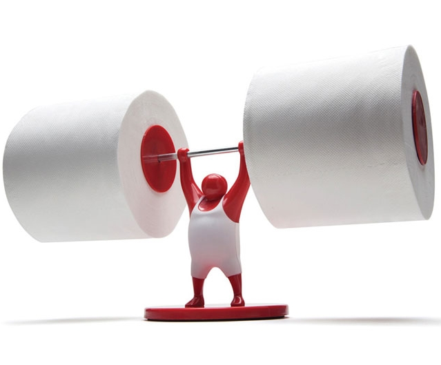 Mr-T-roll-holder