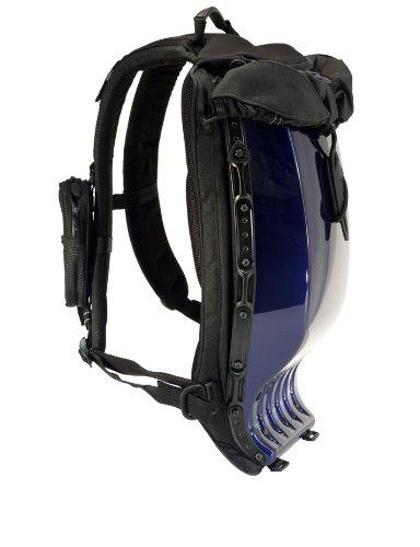 PD-Exec Backpack Saphire Deep blue Metallic