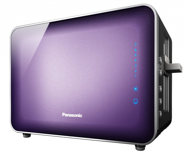 Panasonic Breakfast Collection NT-ZP1V 2-Slice Toaster