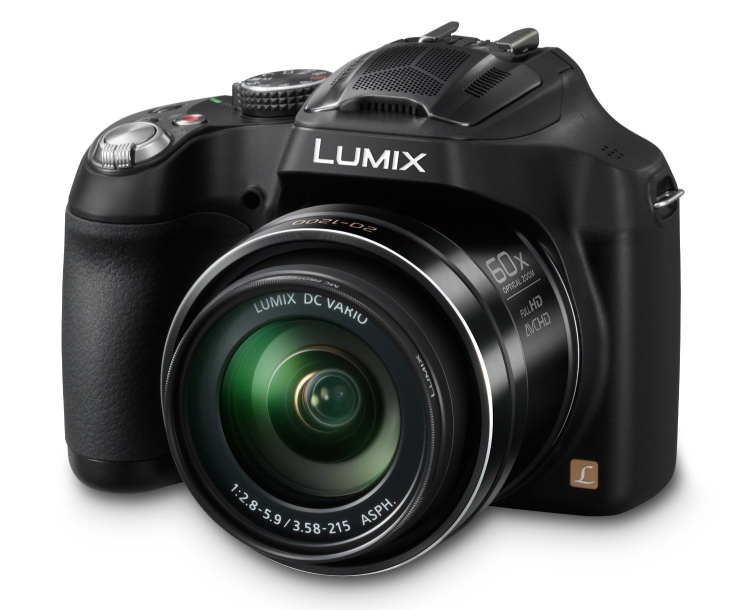 Panasonic Lumix DMC-FZ70 unveiled