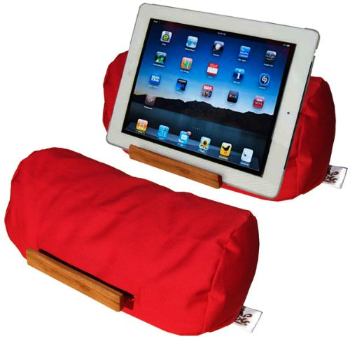 Soft Beanbag Tablet Stand