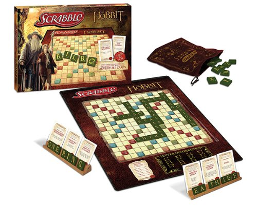 The Hobbit Scrabble Board Game