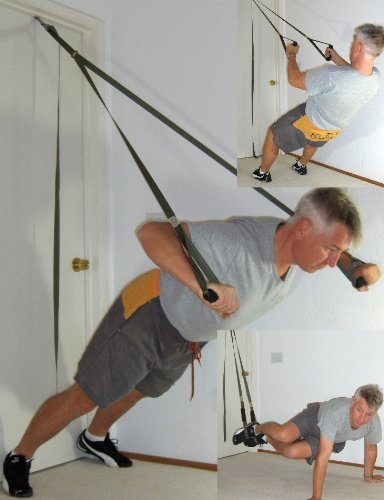 US Military Webbing Suspension Trainer,