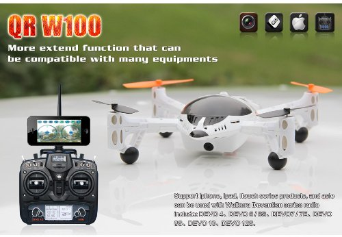 Walkera WiFi Quadcopter FPV with HD Camera