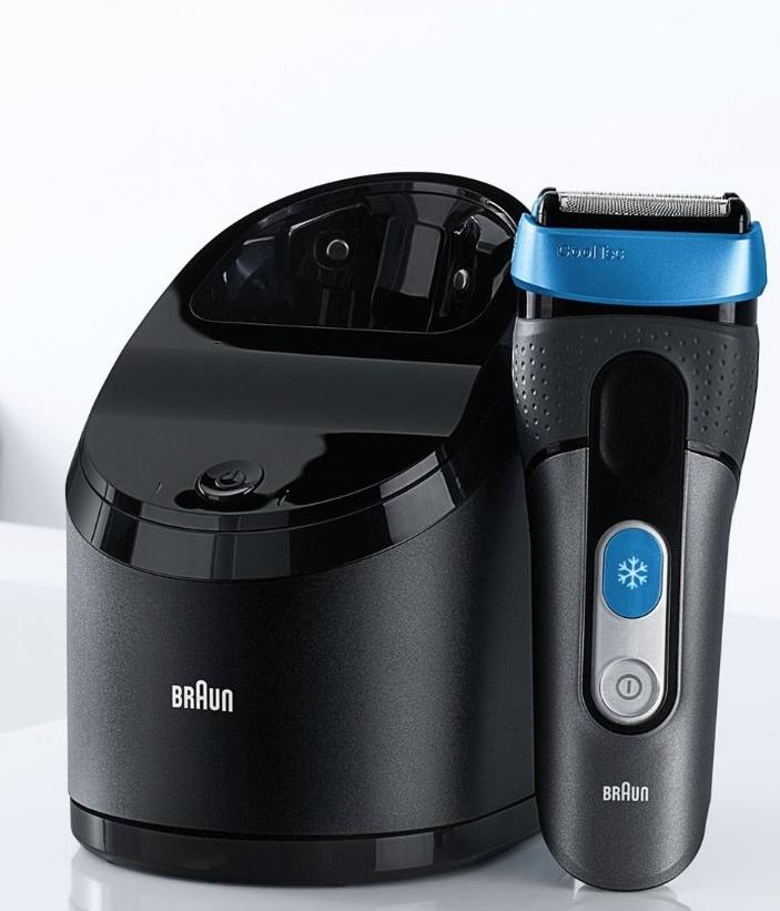 Braun Cool Tec Men's Shaving System