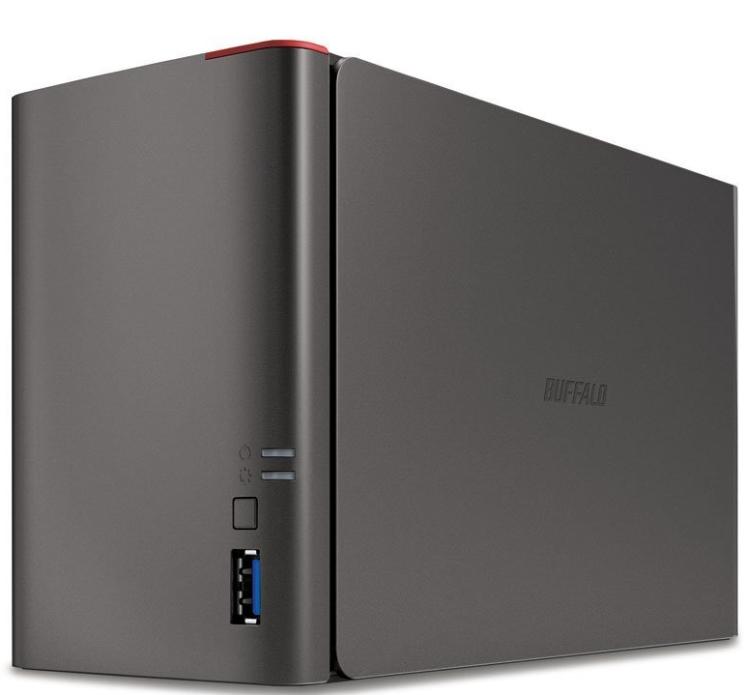 Buffalo LinkStation 421e Diskless Media Server