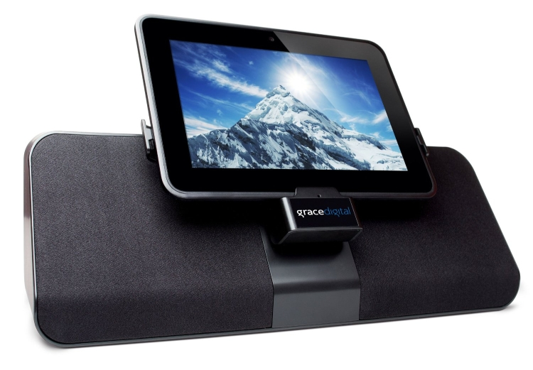 Charging Speaker Dock for Kindle Fire HD and HD 8.9