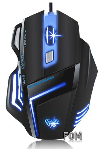 DPI Wired USB Expert Gaming Mouse