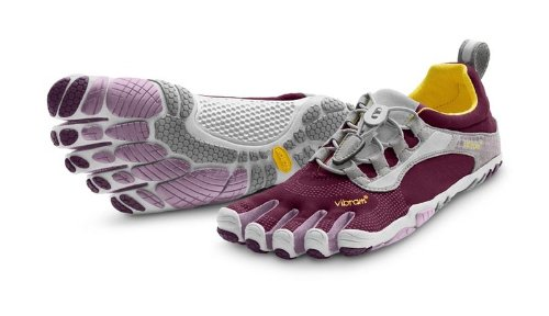 FIVEFINGERS WOMENS SPEED GRAPEGREY