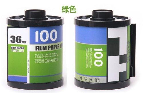 Film Canister Paper Tissue  Toilet