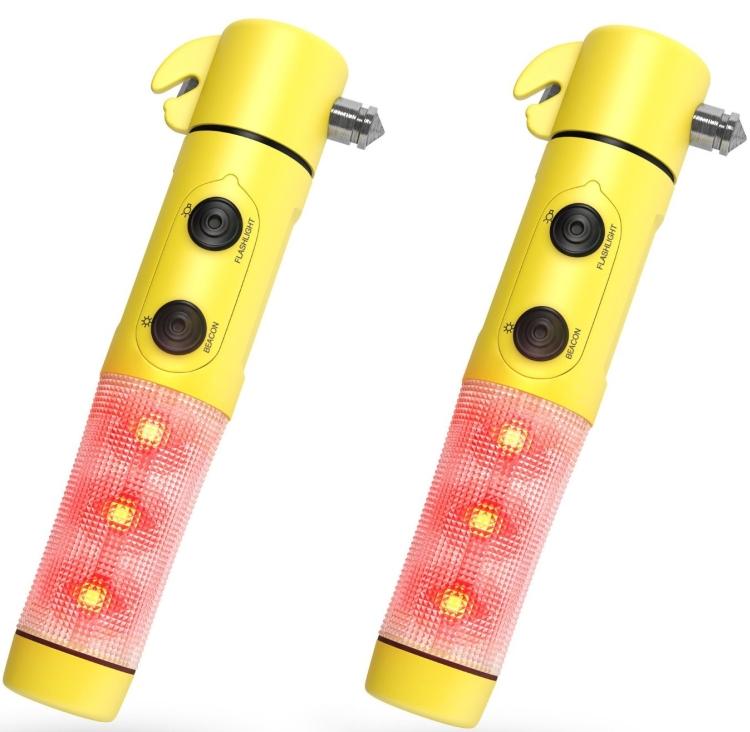 Flashing Emergency Beacon - LED Flashlight