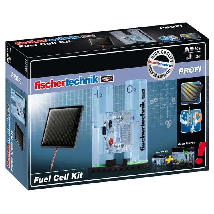 Fuel Cell Kit, 20-Piece