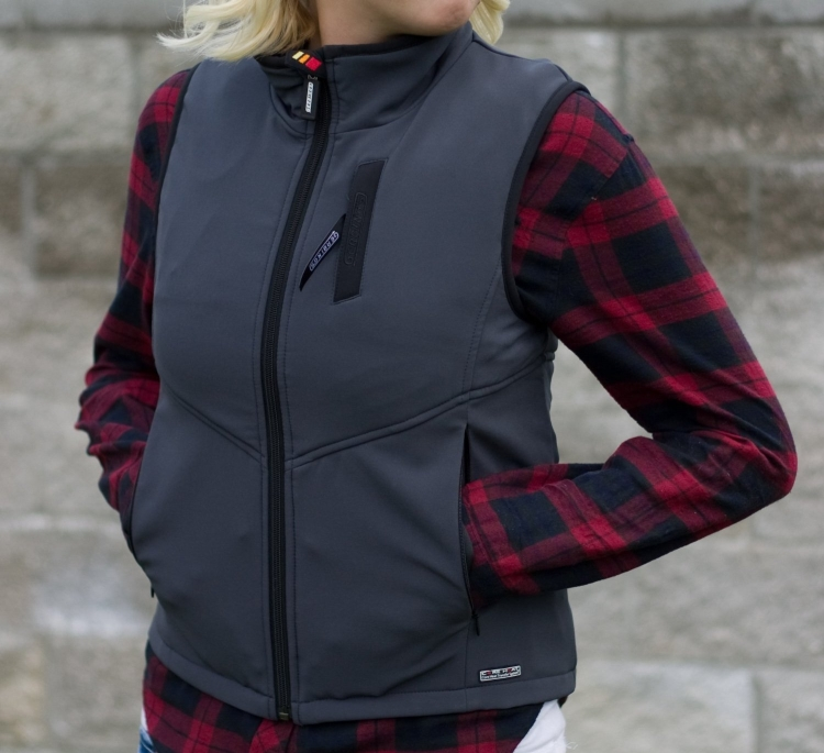 Gerbing's Core Heat Core Battery Heated Softshell Vest