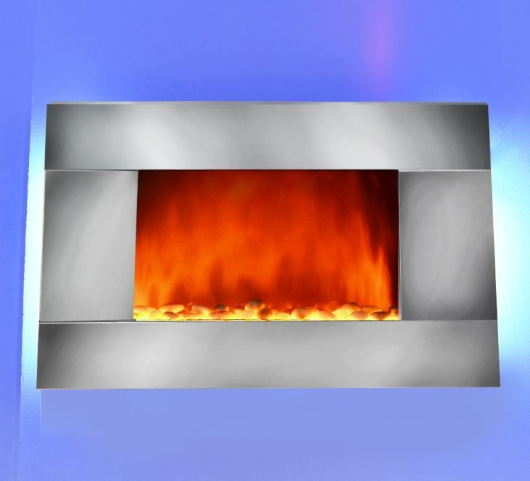 Golden Vantage 35 Wall Mounted Electric Fireplace Heater