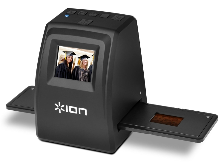 ION Film 2 SD Plus Ultra-High Resolution Slide Negative Scanner