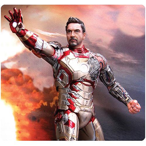 Iron Man 3 Assembled Model Kit