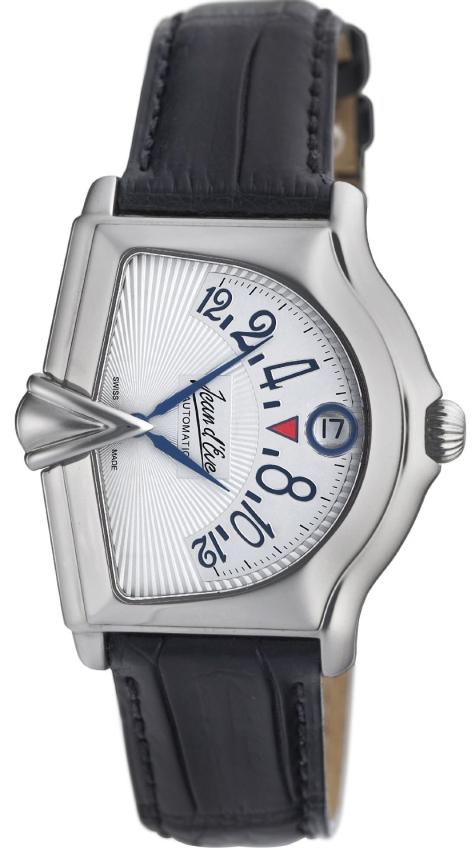 Jean D'eve Men's Alligator Leather Watch