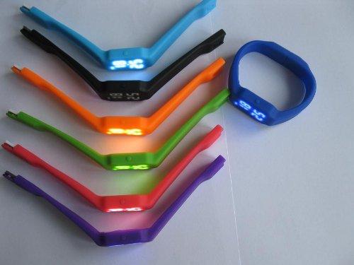 LED Watch Wristband USB Memory Flash Drive