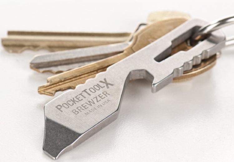 Leatherman Brewzer Keychain Tool