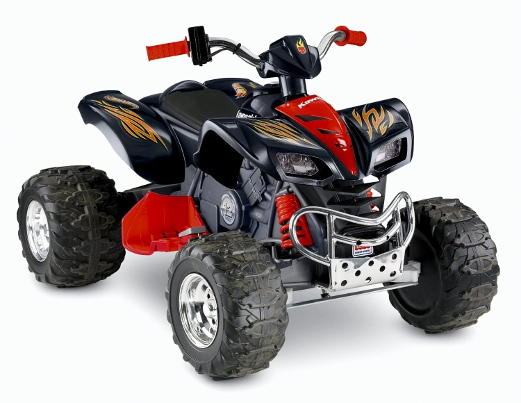 Power Wheels Kawasaki KFX