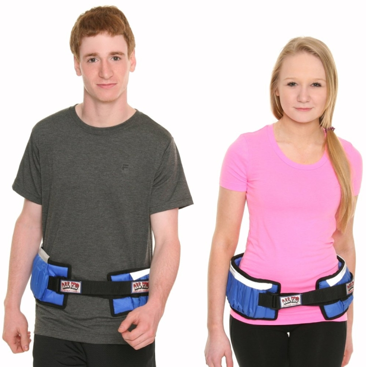 Pro Weight Adjustable Power Stride Exercise Belt