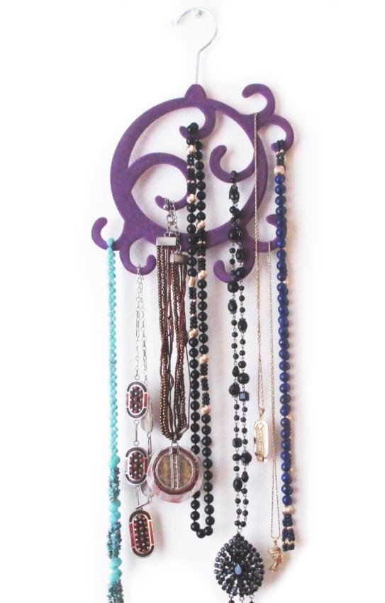 Scarf Necklace or Jewelry Hangerholder