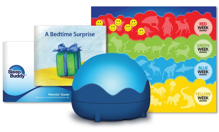 Sleep Training System for Toddlers & Pre-schoolers