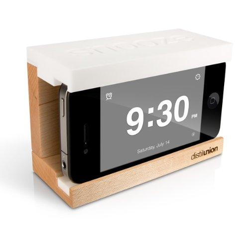 Snooze iPhone Alarm Clock Dock