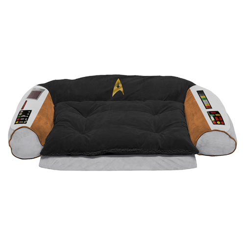 Star Trek Original Series Captain's Chair Dog Bed